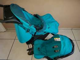 Graco pram and carry seat