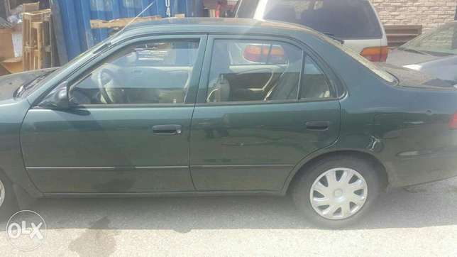 Toyota Corolla LE 2002 Model Very Clean And Attractive Perfectly Drive Ikeja - image 2