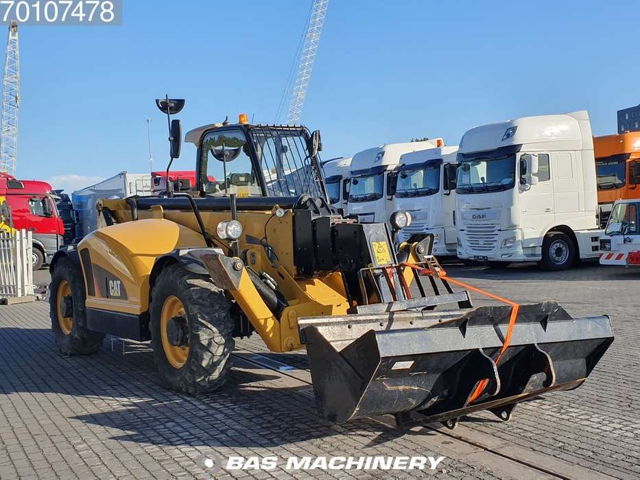 Caterpillar TH417C Bucket and forks - 2014 - image 3