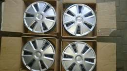 Ford fiesta rims and wheel covers