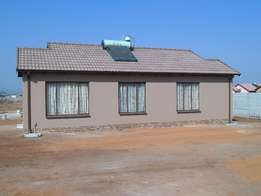 New house for sale at soshanguve