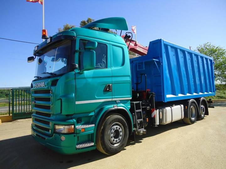 Scania P 420 GRUA - 2007