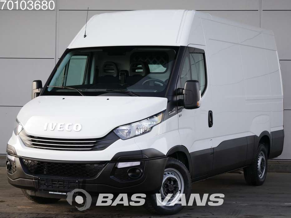Iveco Daily 35S16 HI MATIC 160pk Automaat Airco Klima L2H2 11m3... - 2017