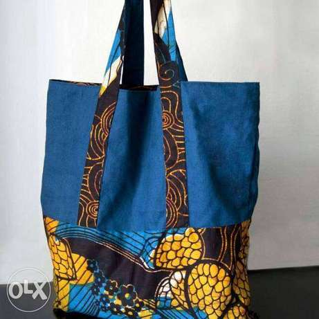Learn how to make bags all by yourself, from the scratch to finish. Amaeke - image 5