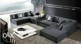 Homa corrner sofa with chase