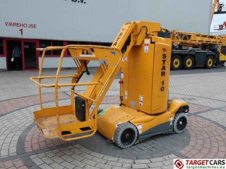Haulotte Star 10-1 Electric Vertical Mast Work Lift 1000cm - 2014