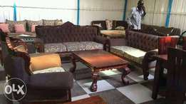 Antique Sofas 7 Seater