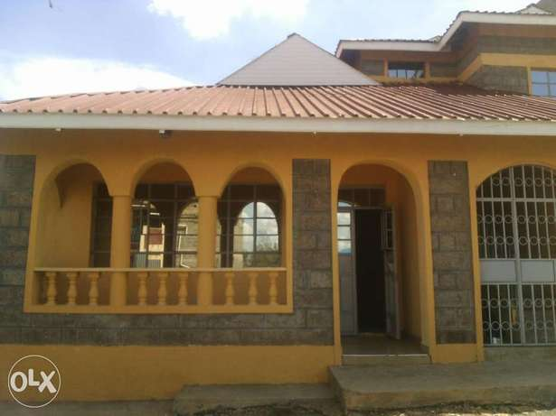 Three bedroom ensuit in own compound to let Ongata Rongai - image 1