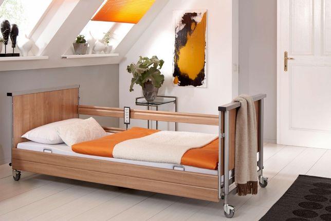 łóżko Rehabilitacyjne Szpitalne Gwarancja Odbiór Wawa