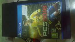 Play station 4 pes 2016