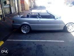 bmw 330ci in good condition