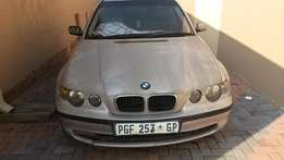 Legendary Limited edition BMW 318ti