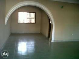 Executive 3bed Rooms Flat with Bq at Ilupeju