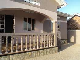 Semi-detached 2 bedroom 2 baths master self contained hse in Namugongo