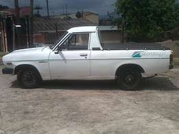 Nissan 1400 Champ spares and accessories wanted