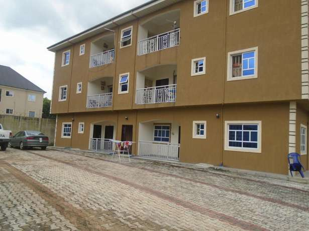 A well finished 2 bedroom flat at Rukpokwu Port Harcourt - image 1