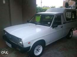 Nissan 1400 Bakkie with Canopy. .Lovely Condition