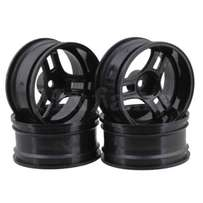 3-Spoke Wheel Rim RC1:10 On-Road Drift Car