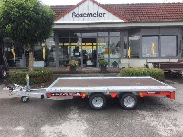 Cargo Compact 2 Achs 10 Zoll Hochlader - 2018