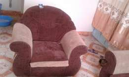 Five seater sofaset