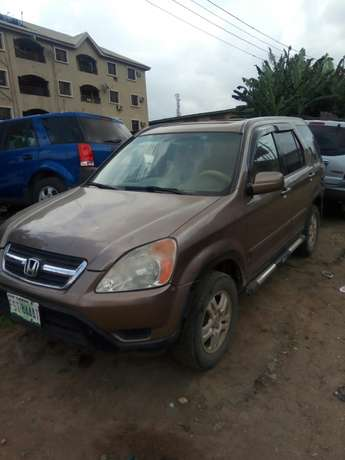 Niger neatly used Honda Crv jeep with air condition cooling. Isolo - image 3