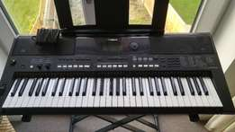 London Used Yamaha PSR E433 Advanced Workstation Keyboard