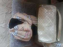 Scarf and bag Sets R200. Ideal for mothers day
