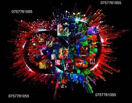 Adobe creative cloud (CC) 2015 full suite O757761O55