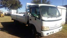 Toyota Dyna 4ton truck now on special