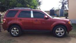 Very Neat and Affordable 2012 FORD ESCAPE for Sale with REAR-VIEW Cams