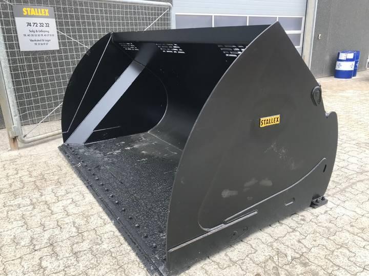 M3 Stallex Højtipskovl 7,2 - 2019