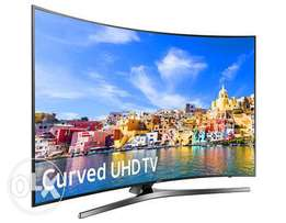 "Samsung 49"" Class MU6500 Curved 4K UHD TV Pay on delivery COUNTRYWIDE"