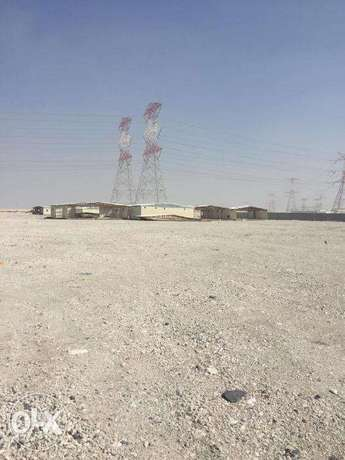100 Thousand SQM Land for rent(5qar/sqm) in Industrial area