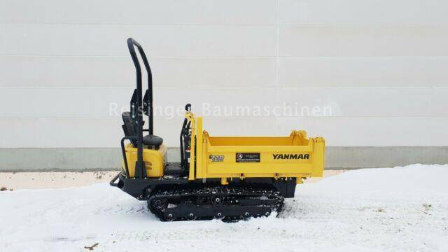 Yanmar C12 R 3 Seitenkipper Neu Garantie 02/20 - 2019 - image 5