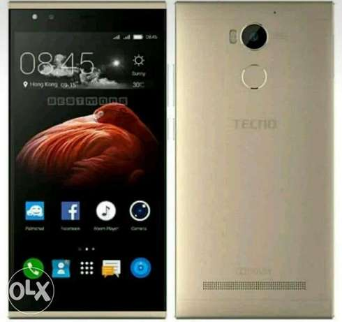 fairly used tecno phantom 5 for sale Coker - image 1