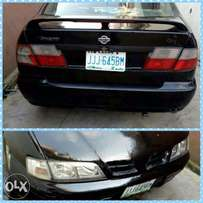 REG,Naija used nissan primera 1999 model