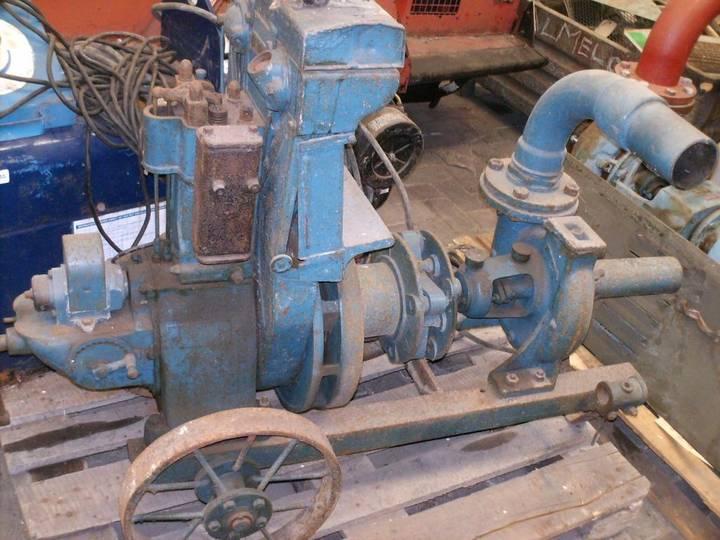 Bernards 671 oldtimer  motor pump