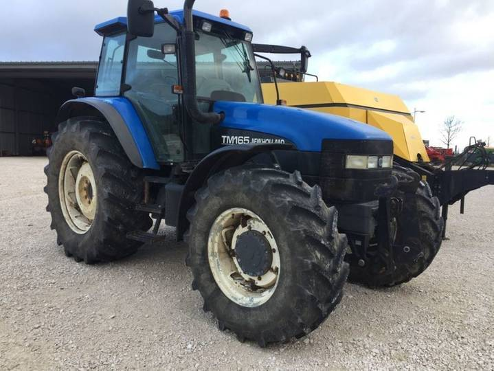 New Holland Tm 165 - 2002 - image 2