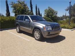 2006 Grand Cherokee Overland 3.0L automatic