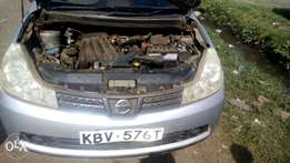 Nissan wingroad,accident free,very clean