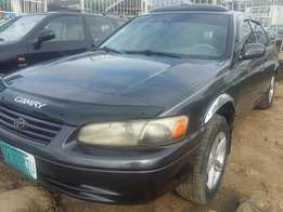 Clean Registered Toyota Camry Tiny Light