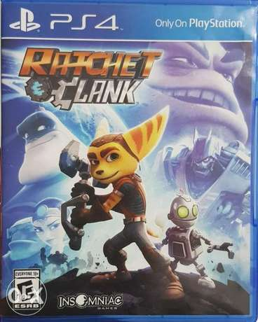 PS4 Game Ratchet and Clank Kids Game