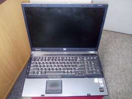 HP 160GB Harddrive 3GB Ram Laptop with Graphics card