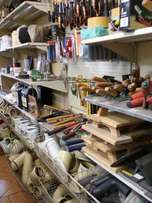 Hardware store for sale ( pmb )