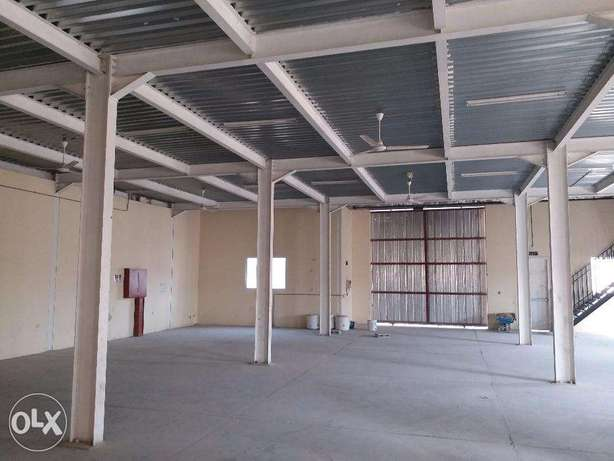 Brand New Store&Labor Camp for Rent in industrial area المدينة الصناعية -  3