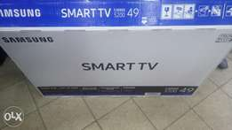 Brand New 49 inch Samsung smart TV.