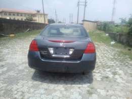 Honda Accord 07 Toks