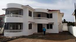 5 Bedroom villa for rental in nyali near mamba village crocodile firm