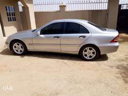 Benz C240 for promo sales