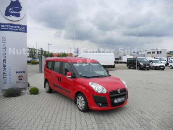 Fiat Doblo Cargo / Pritsche SX Maxi Kombi - 2014